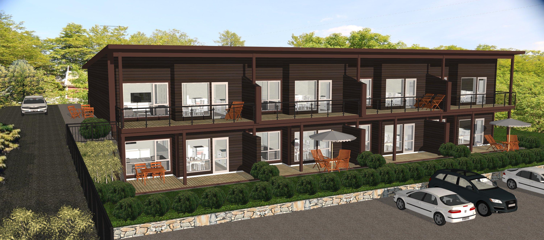 Kleppestø, Askøy kommune - 14 moderne leiligheter