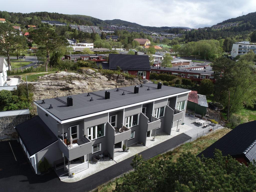 Kollåsen, Åsane - 4 rekkehus
